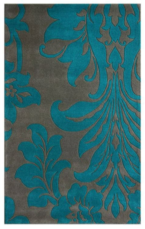 Turquoise And Grey Rug by 17 Best Images About Teal And Grey Rugs On
