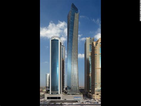 How Many Floors Were On The Towers by How Many Floors Has The Tallest Building In World