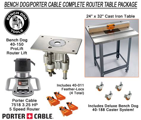 bench dog router lift bench dog promaxrt router table lift router package ebay