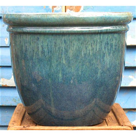 Ceramic Outdoor Planters by Shop Planter At Lowes