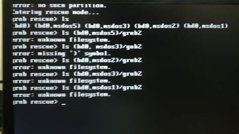 format hard drive grub rescue boot windows 10 updates grub rescue ask ubuntu
