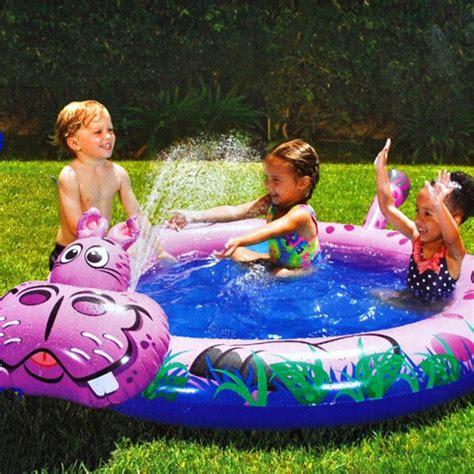 Animal Kiddie Pool Merah kiddie pool banzai animal spray and play kiddie pool american sale