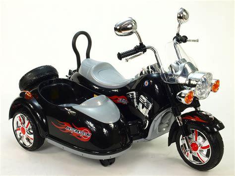 Elektro Motorrad Mit Beiwagen by Elektro Kindermotorrad Elektromotorrad Mit Beiwagen