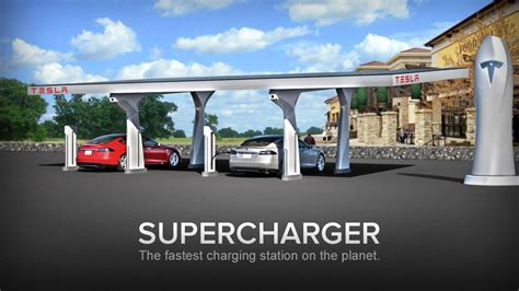 Tesla Solar Charging Station Tesla S Problems Are Not Its Cars Business Insider