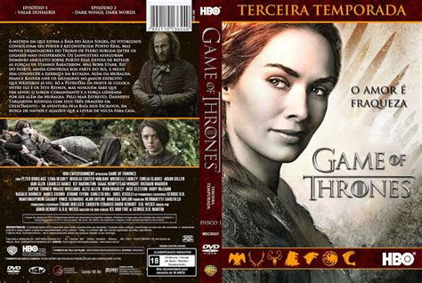 Of Thrones Staffel 3 Bluray 162 by Capa Dvd Of Thrones 3 170 Temporada Dvd Cover Baixar