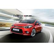 Kia Cerato Forte Koup  2 Door Coupe Motors Worldwide