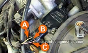 part 1 how to test the maf sensor gm 3 8l v6 1996 2005