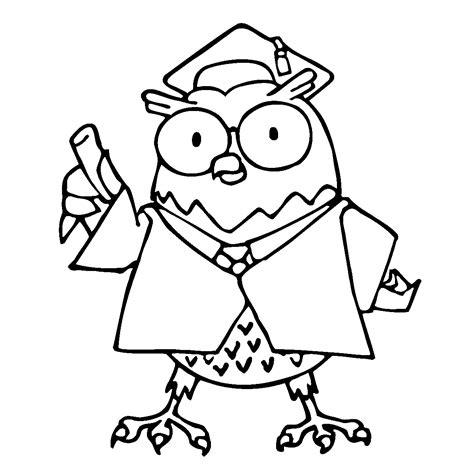 coloring pages for art students owl coloring pages for kids printable coloring pages 9