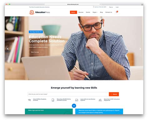 32 awesome responsive wordpress education themes 2017 32 awesome responsive wordpress education themes 2018