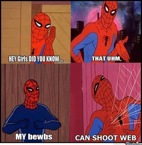 spiderman by ajm0031 meme center