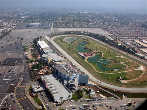 Green Thumb Garden Center by Hollywood Park Racetrack Wikipedia