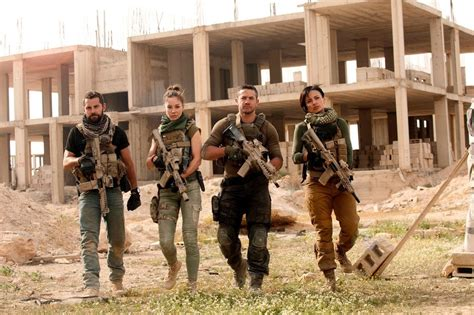 New Season New by Cast Photo Revealed From Strike Back Revival Ign