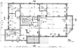 architecture plan zenith architecture high end villa