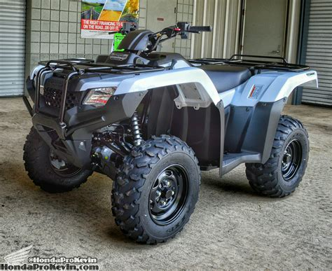 500 Ft To Miles by 2017 Honda Rancher 420 Atv Review Specs Trx420fm1 4x4