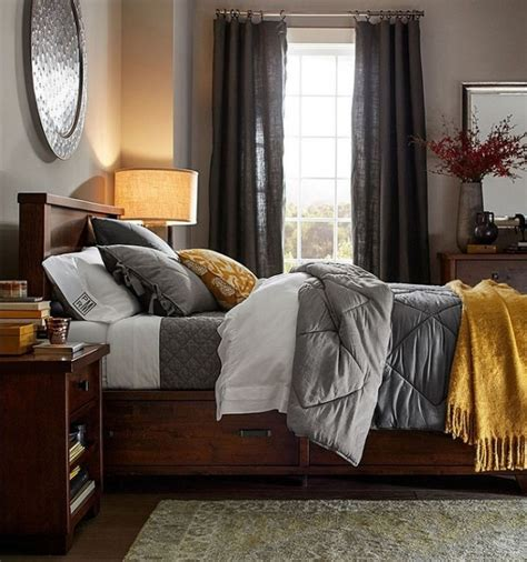 cozy bedroom colors these cozy homes are so fall