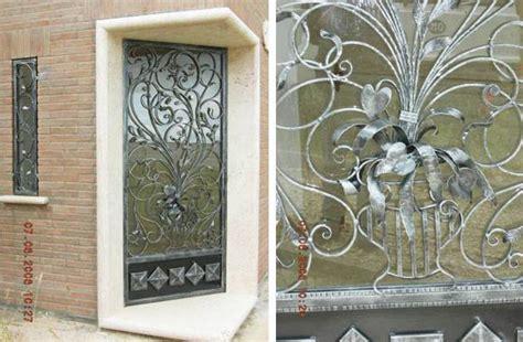 ingresso in ferro battuto porta d ingresso in ferro battuto