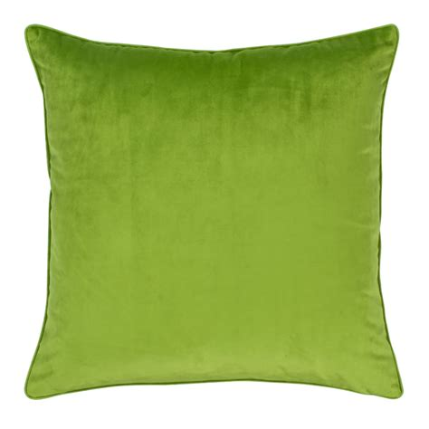 Buy Cushions by Buy Green Velvet Cushion Cover Simply Cushions