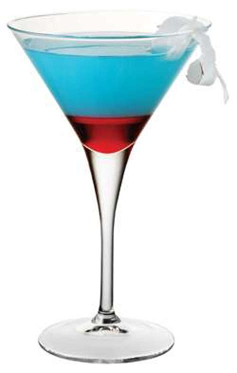 red martini drink red white and hpnotiq blue martini drink recipe martini