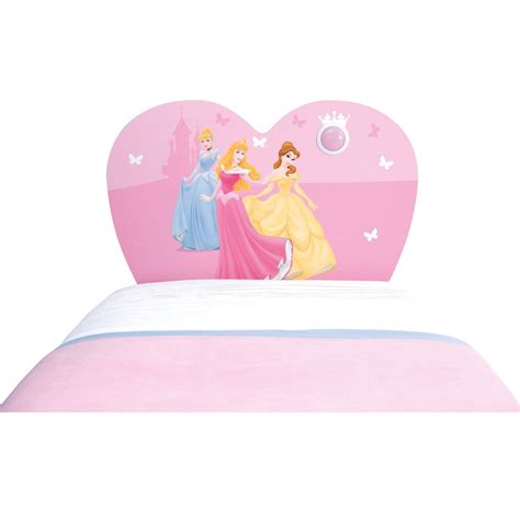 disney princess light up bed headboard new free p p ebay