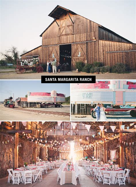 rustic wedding venues in los angeles county the 24 best barn venues for your wedding green wedding shoes