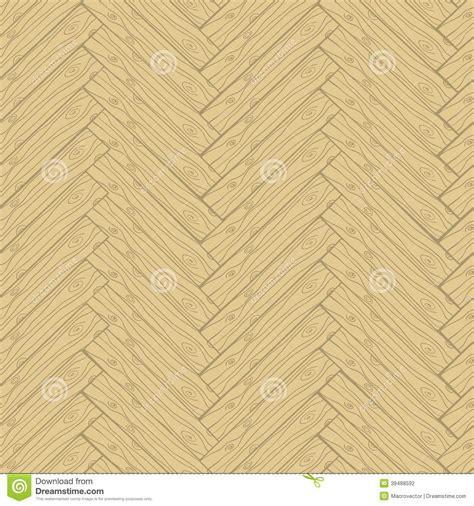 seamless wood pattern vector parquet cartoon doodle style seamless pattern stock vector