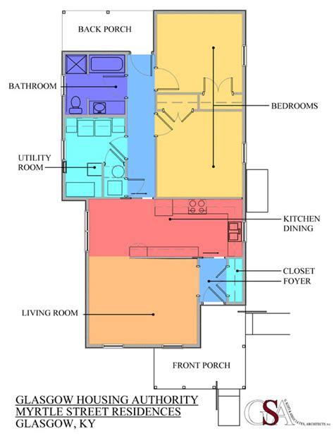 Glasgow Housing Authority by Glasgow Housing Authority Myrtle Residences Barren