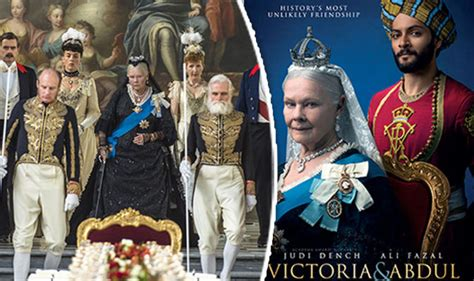 film queen victoria and indian servant judi dench back as queen victoria with an indian servant