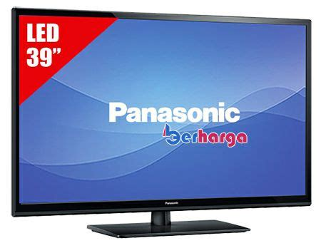 Harga Televisi Merk Panasonic daftar harga tv led merk panasonic murah terbaru 2018