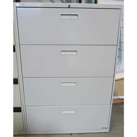 hon 4 drawer lateral file cabinet hon 4 drawer lateral file used storage used