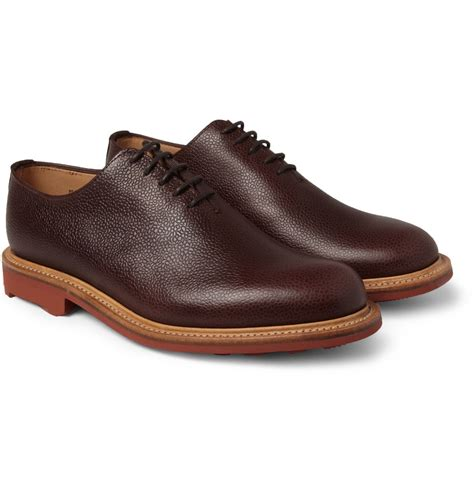 trendy oxford shoes pebbled leather supes trendy right now if you re