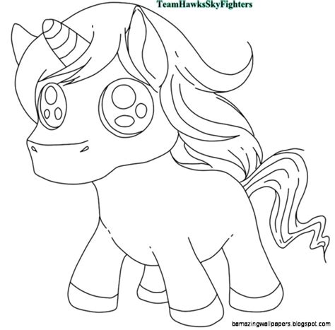 easy unicorn coloring page easy cute unicorn drawing amazing wallpapers