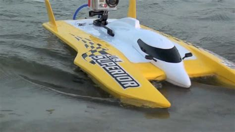 rc boats aquacraft 2nd test aquacraft ul 1 superior speed rc boat youtube