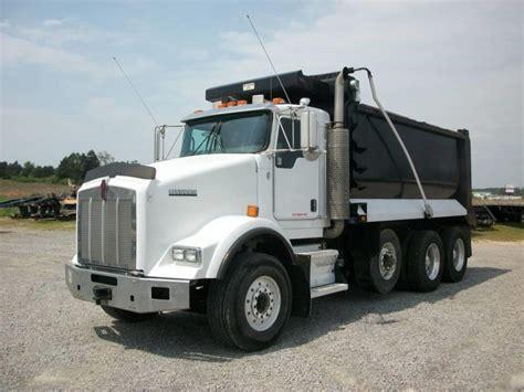 2007 kenworth truck 2007 kenworth t800 dump trucks for sale 34 used trucks