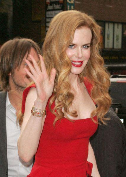 kidman hair color kidman strawberry gorgeous hair