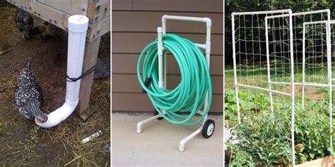 pvc crafts projects 15 creative pvc pipe projects for your yard and garden