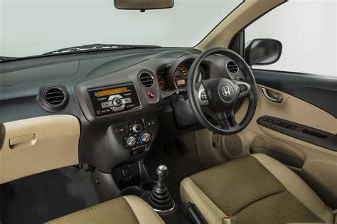 honda brio automatic interior honda brio amaze launched in south africa