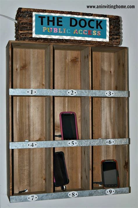family charging station best 25 rustic charging stations ideas on pinterest