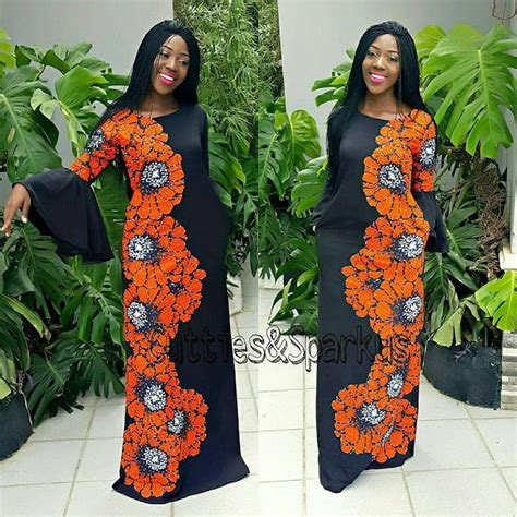 latest ankara free gowns free flowing ankara gowns latest ankara styles 2018