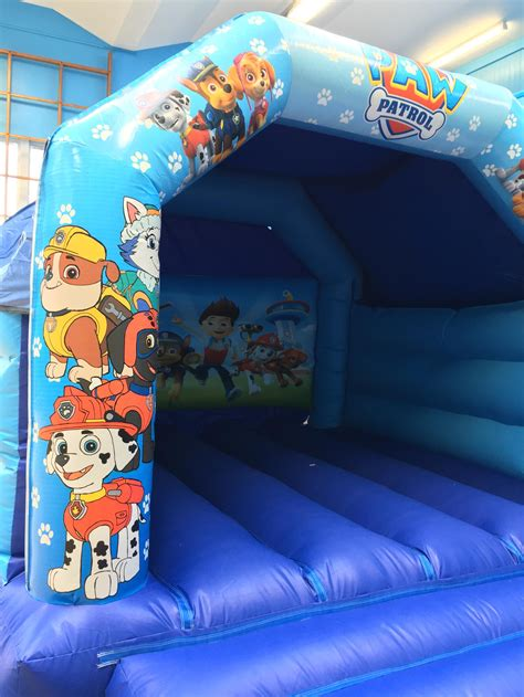 inflatable bouncy toy paw patrol paw patrol bouncy castle