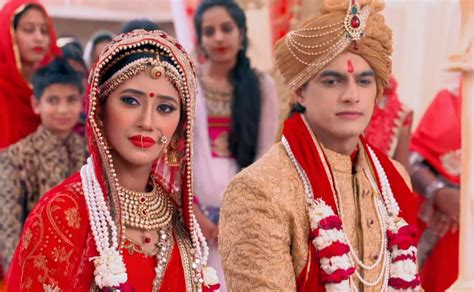 Set Naira here is the complete album of kartik and naira s wedding