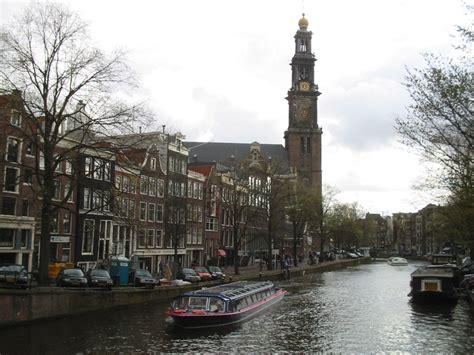fotos de amsterdam holanda fotos de la iglesia westerkerk en amsterdam holanda