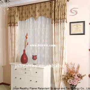 modern living room curtain designs