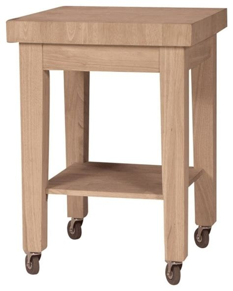unfinished wood kitchen island solid wood unfinished kitchen island contemporary kitchen islands and kitchen carts by
