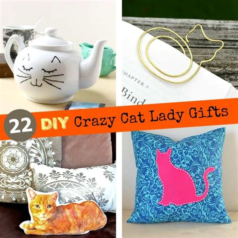 Handmade Gifts For Cat - 22 diy cat gifts gifts for cat