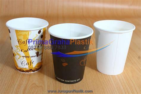 Paper Cup Kopi 8 Oz Cup Lid Hitam Stirer Termurah gelas kopi bahan kertas quot paper cup quot stock indent home