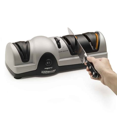 top 10 best electric knife sharpeners in 2018 top