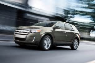 Ford Edge 2014 2014 Ford Edge Side Photo 7