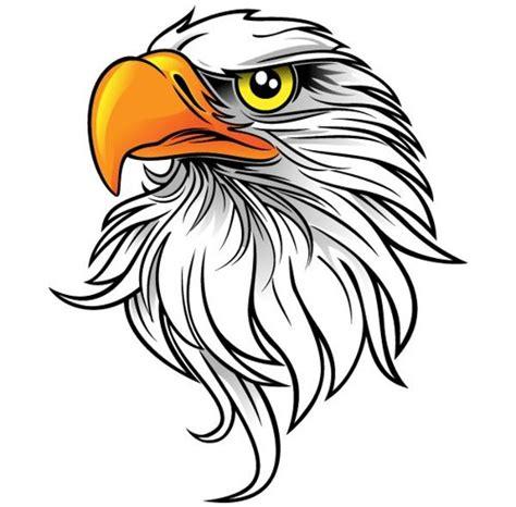 Eagle Line Art - ClipArt Best