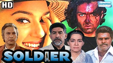 film india soldier soldier 1998 hd full movie in 15 min bobby deol