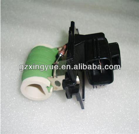 2007 jeep commander cooling fan resistor jeep cooling fan resistor 28 images 04 2004 jeep grand hvac blower motor resistor autos post